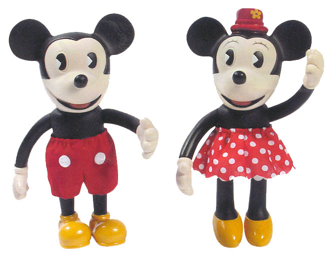 Mickey Mouse Novelties 2