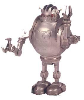 Robot From Zathura Rel...